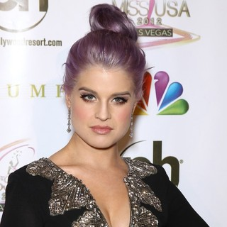 Kelly Osbourne in 2012 Miss USA Pageant - Red Carpet