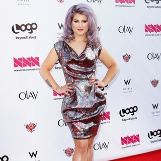 Kelly Osbourne in LOGO's 2012 NewNowNext Awards