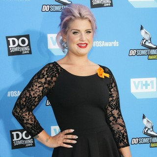 Kelly Osbourne in The 2013 Do Something Awards