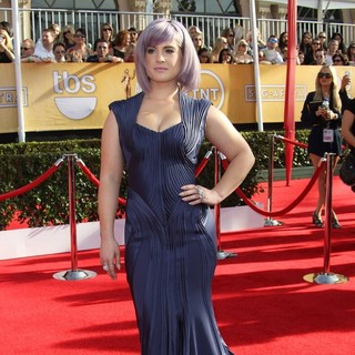 Kelly Osbourne - The 20th Annual Screen Actors Guild Awards - Arrivals
