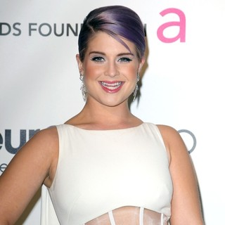 Kelly Osbourne in 21st Annual Elton John AIDS Foundation's Oscar Viewing Party