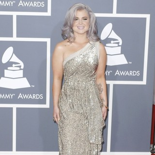 Kelly Osbourne in 54th Annual GRAMMY Awards - Arrivals