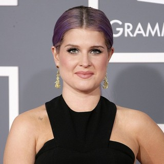 Kelly Osbourne in 55th Annual GRAMMY Awards - Arrivals