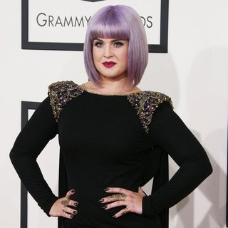 Kelly Osbourne in The 56th Annual GRAMMY Awards - Arrivals