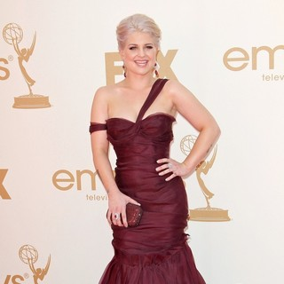 Kelly Osbourne in The 63rd Primetime Emmy Awards - Arrivals