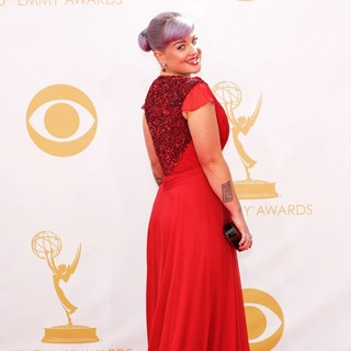 Kelly Osbourne in 65th Annual Primetime Emmy Awards - Arrivals