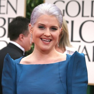 Kelly Osbourne in The 69th Annual Golden Globe Awards - Arrivals