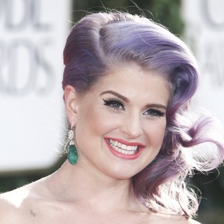 Kelly Osbourne in 70th Annual Golden Globe Awards - Arrivals