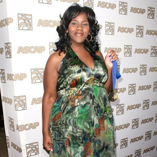 Kelly Price in The 2008 ASCAP Rhythm and Soul Awards - Press Room
