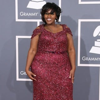 Kelly Price in 54th Annual GRAMMY Awards - Arrivals