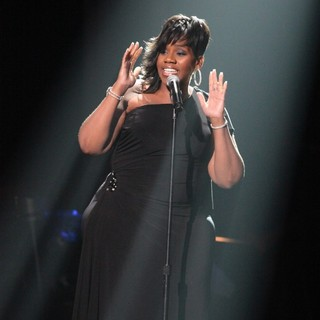 Kelly Price in 5th Annual Black Girls Rock Awards with BET