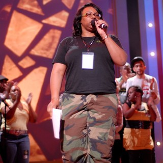 Kelly Price in BET Celebration of Gospel Rehearsals - kelly-price-bet-celebration-of-gospel-rehearsals-04