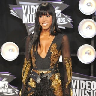Kelly Rowland in 2011 MTV Video Music Awards - Arrivals