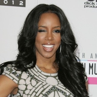 Kelly Rowland in The 40th Anniversary American Music Awards - Arrivals