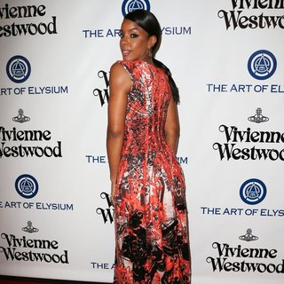 Kelly Rowland - Art of Elysium's 9th Annual Heaven Gala - Arrivals