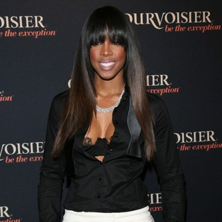 Kelly Rowland - Courvoisier Kick's Off Courvoisiology wiith Kelly Rowland