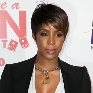 Kelly Rowland - Film Premiere of Think Like a Man Too