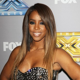 Kelly Rowland - The X Factor Season 3 Finale - Arrivals