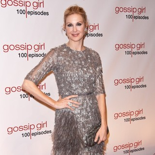 Kelly Rutherford in Gossip Girl Celebrates 100 Episodes