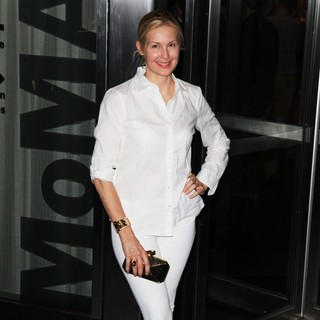 Kelly Rutherford in New York Premiere of jOBS