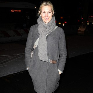 Kelly Rutherford in Warm Bodies Premiere