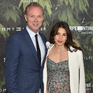 Gary Kemp, Lauren Barber in 2016 Serpentine Gallery Summer Party - Arrivals