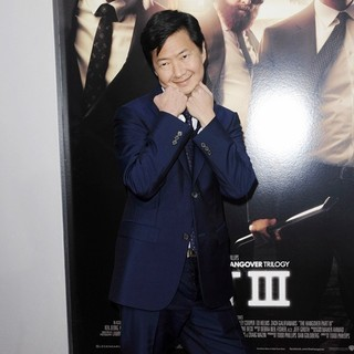 Ken Jeong in Los Angeles Premiere of The Hangover Part III - ken-jeong-la-premiere-of-the-hangover-part-iii-01