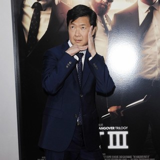 Ken Jeong in Los Angeles Premiere of The Hangover Part III