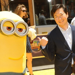 Ken Jeong in Premiere of Universal Pictures' Despicable Me 2