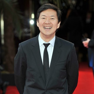 Ken Jeong in The Hangover Part III - European Film Premiere - ken-jeong-the-hangover-part-iii-european-premiere-01