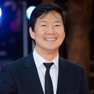 Ken Jeong in The Hangover Part III - European Film Premiere
