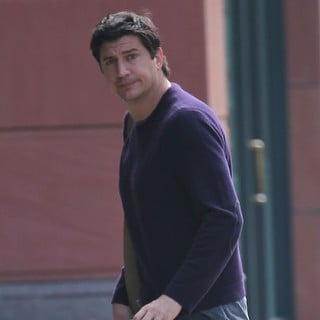 Ken Marino Going to A Medical Centre