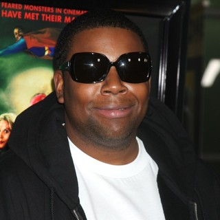 Kenan Thompson in The Stan Helsing Premiere - Arrivals