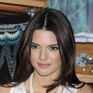 Kendall Jenner in Kendall and Kylie Fall Collection Preview