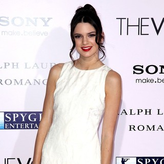 Kendall Jenner in The Vow Los Angeles Premiere