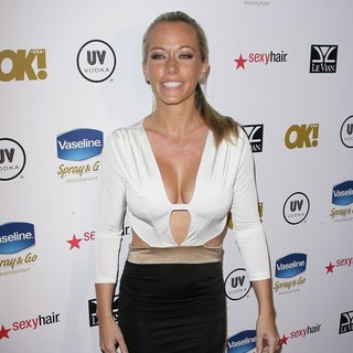 Kendra Wilkinson - OK! Magazine's Annual Pre-Oscar Party - Arrivals