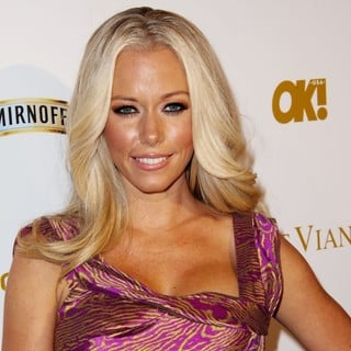 Kendra Wilkinson in OK! Magazine's Pre-Grammy Event