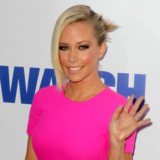 Kendra Wilkinson in Los Angeles Premiere of The Watch