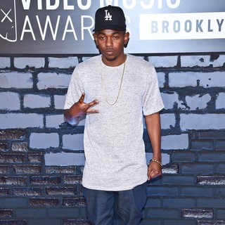 Kendrick Lamar in 2013 MTV Video Music Awards - Arrivals
