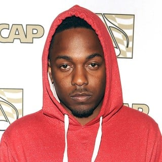 Kendrick Lamar in 26th Annual ASCAP Rhythm and Soul Music Awards