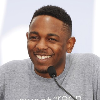 Kendrick Lamar in BET Awards 2013 Press Conference