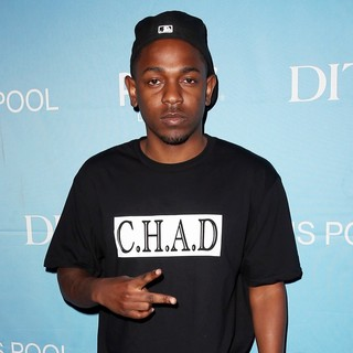 Kendrick Lamar in Kendrick Lamar at Ditch Fridays