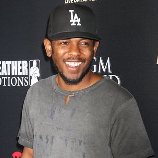Kendrick Lamar - Showtime Mayweather vs Maidana VIP Pre-Fight Party Red Carpet