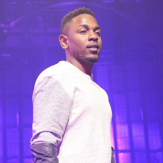 Kendrick Lamar in Kendrick Lamar Performing Live on Day 19 at The iTunes Festival