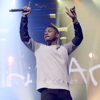 Kendrick Lamar - Kendrick Lamar Performing Live on Day 19 at The iTunes Festival