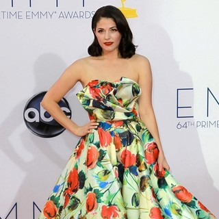 Kenley Collins in 64th Annual Primetime Emmy Awards - Arrivals