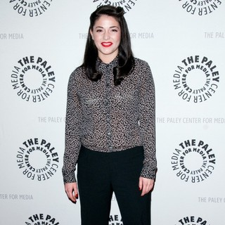 Kenley Collins in The Paley Center for Media Presents Project Runway All Stars - Arrivals