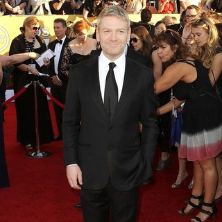 Kenneth Branagh in The 18th Annual Screen Actors Guild Awards - Arrivals