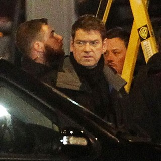 Shoot Scenes for Jack Ryan Movie on Location