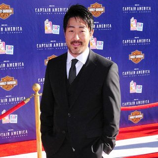Kenneth Choi in Los Angeles Premiere of Captain America The First Avenger - Arrivals